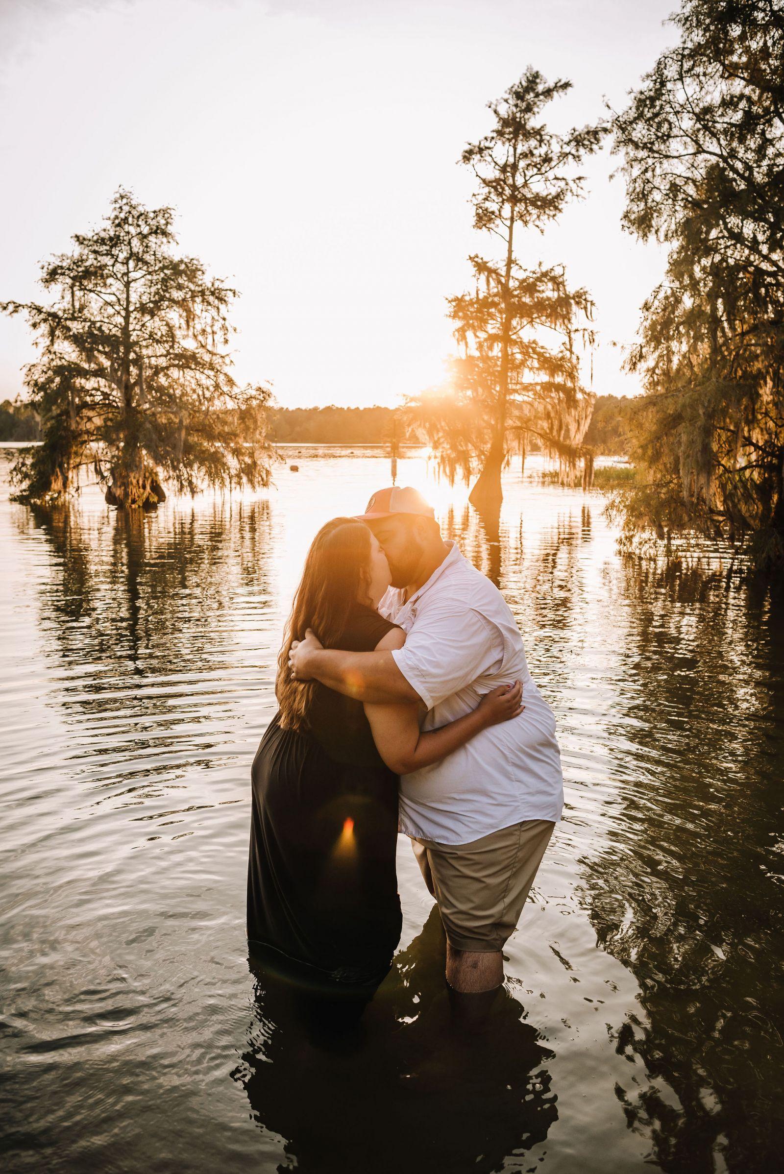 charleston couple lake