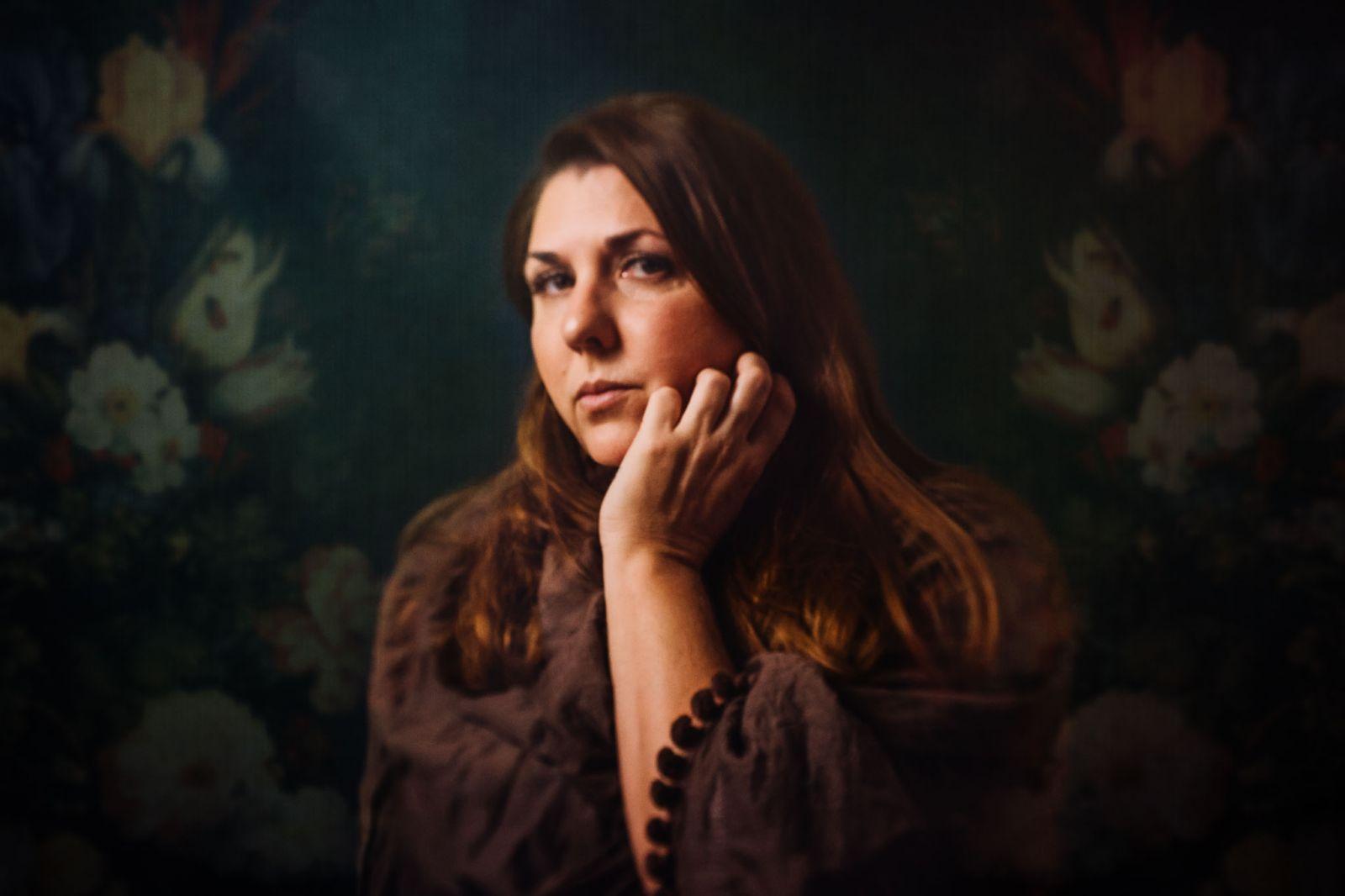 Larissa Lord self portrait